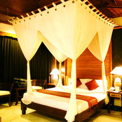 tropical bedroom Luxurious and exotic Bali