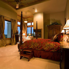Traditional Bedroom by Eppright Custom Homes