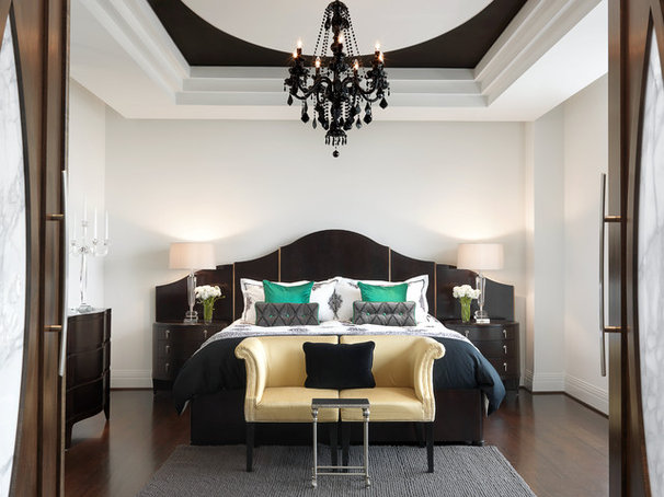Contemporary Bedroom by Edwin Pepper Interiors