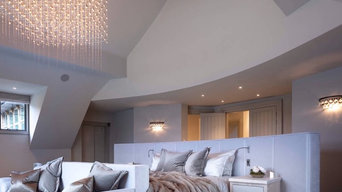 Luxury Mansion Master Bedroom