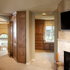 Traditional Bedroom by timothyj kitchen & bath, inc.