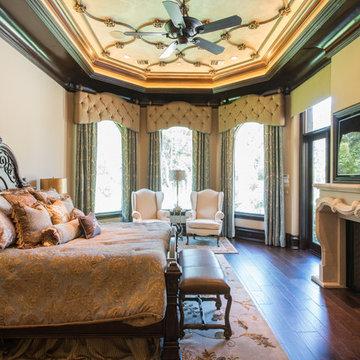 Luxury Mediterranean Home