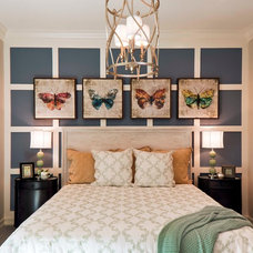 Transitional Bedroom by Beasley & Henley Interior Design