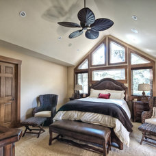 Traditional Bedroom by JayWest Country Homes