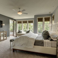 Traditional Bedroom by Grace Hill Design