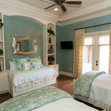 Traditional Bedroom by Regency Interior Design,LLC