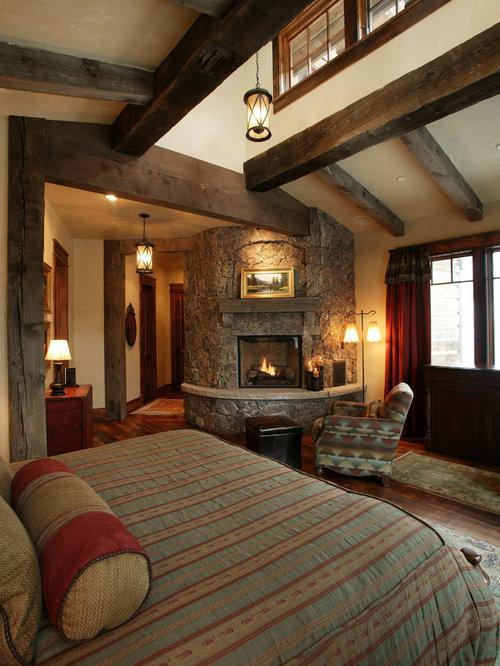 Corner Fireplace Home Design Ideas Renovations Photos