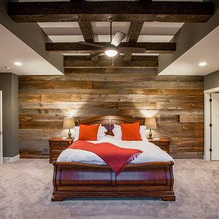Camera da letto rustica Cincinnati - Foto e Idee per Arredare