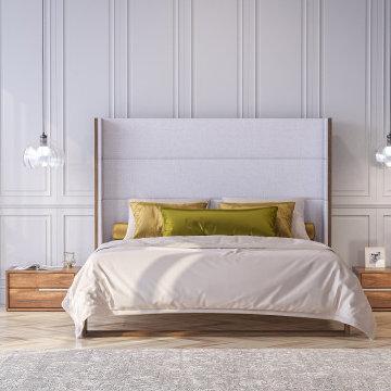 Lyon Bed King