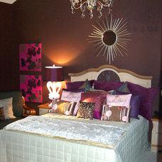 Contemporary Bedroom by m.a.p. interiors inc. / Sylvia Beez