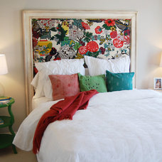 Eclectic Bedroom by Dream House Studios