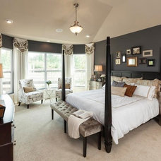 Traditional Bedroom by M/I Homes