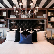 Contemporary Bedroom by M/I Homes