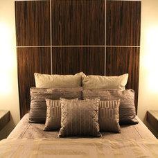 Modern Bedroom by Tomasi Design