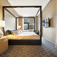Contemporary Bedroom by Viyet Luxury Consignment
