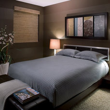 Modern Bedroom by A. Keith Powell Interior