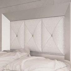 Contemporary Bedroom by Macral Design Corp