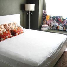 Eclectic Bedroom madebygirl- guest bedroom