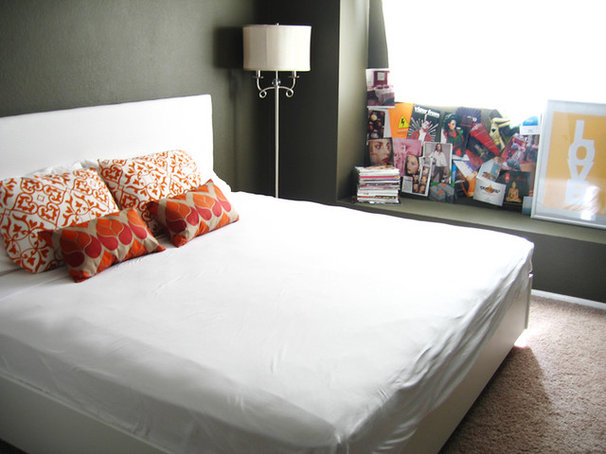 Eclectic Bedroom madebygirl- guest bedroom