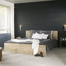 Contemporary Bedroom by The Empire Company