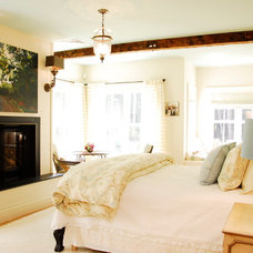 Traditional Bedroom by Nicola's Home