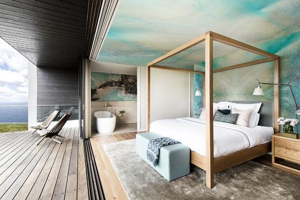 Contemporáneo Dormitorio by Pixers