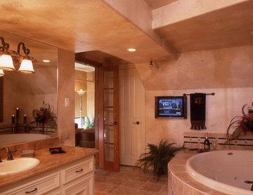 Magnificent Master Bathroom Suites