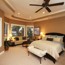 Traditional Bedroom by Clausen Residential