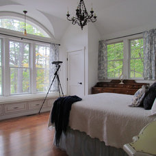 Traditional Bedroom by Randall Design
