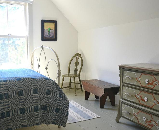 Farmhouse Bedroom by Fannie Allen Design