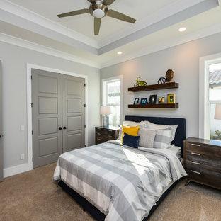 Mainsail Model - Bedrooms & Bathrooms