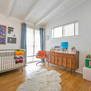 Mid Century Nursery   Houzz