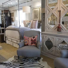 Eclectic Bedroom by Maison Luxe