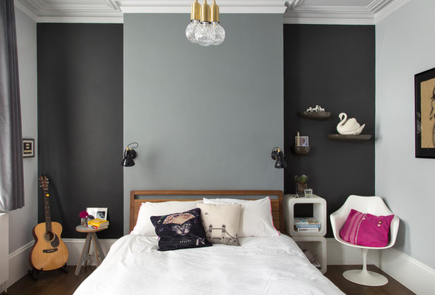 Contemporary Bedroom by Mel Massey Studio