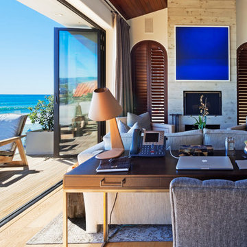 Making a New Start In A Remodeled Beach House