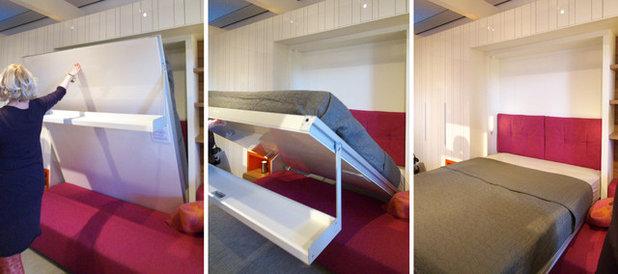 Modern Bedroom by John Hill