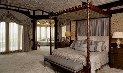 Malinard Manor - Master Bedroom