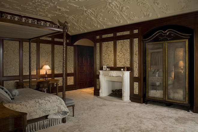 Traditional Bedroom by Cravotta Interiors