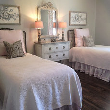 Traditional Bedroom by Mallory Smith Interiors