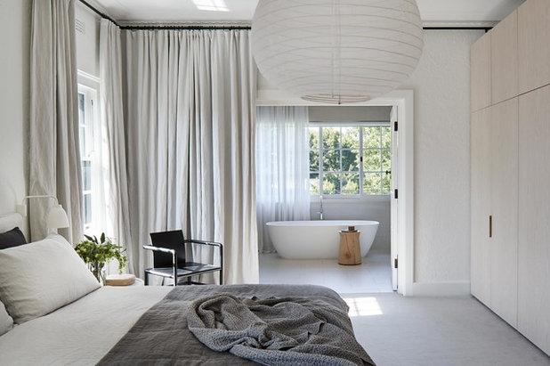 Contemporary Bedroom by Mirabuild