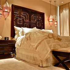 Eclectic Bedroom by ReMix Interiors