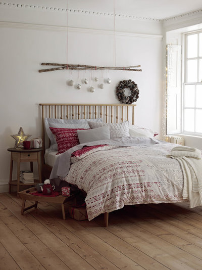 Contemporary Bedroom by Marks & Spencer