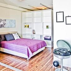 Contemporary Bedroom by mango design co