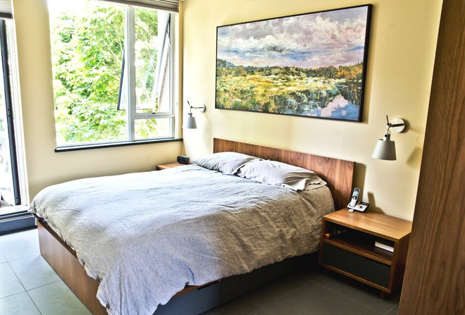 Modern Bedroom by mango design co