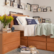 Contemporary Bedroom by urbangreen furniture