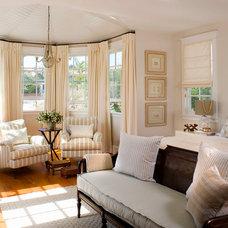 Bedroom by Burnham Design