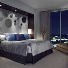 Contemporary Bedroom by Lita Dirks & Co.