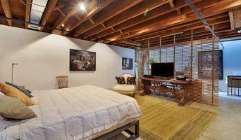 Manhattan Loft - Bedroom