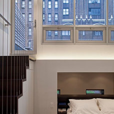 Modern Bedroom by Specht Harpman Architects