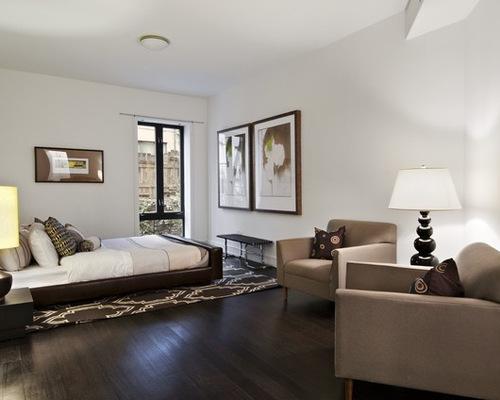 Best Dark Floor Bedroom Design Ideas Remodel Pictures Houzz